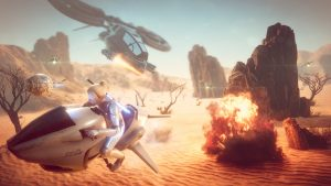 New Trailer Released for Sci-Fi Action-RPG Everreach: Project Eden
