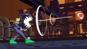 Dust and Ashes Character Now Available For Lethal League Blaze