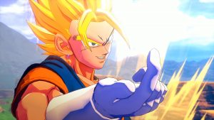 New Dragon Ball Z: Kakarot Screenshots for Vegito, Gotenks, and Kid Buu