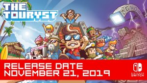 The Touryst Launches November 21