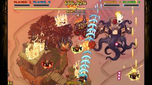 British Colonial Mars Shmup Jamestown+ Heads to Switch and PC in December 2019