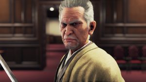 Yakuza: Like a Dragon Seiryu Clan Info and Screenshots