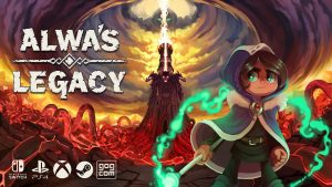 Kickstarter Launched for Alwa's Awakening Successor Alwa's Legacy