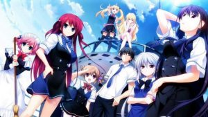 The Grisaia Trilogy Denied Classification in Australia