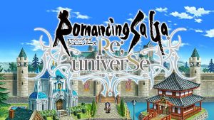 Romancing SaGa Re;universe Heads West in 2020