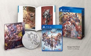 Granblue Fantasy: Versus Western Launch Set for Q1 2020, Special Editions Announced