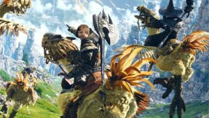 Final Fantasy XIV is Coming to Xbox One