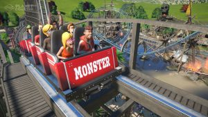 Planet Coaster: Console Edition Announced for PS4, Xbox One