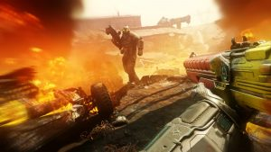 TerrorMania DLC Now Available for Rage 2