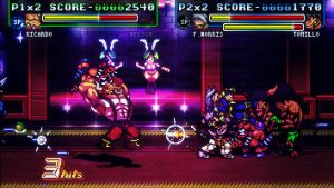 Fight'N Rage Launches for PS4 on December 3