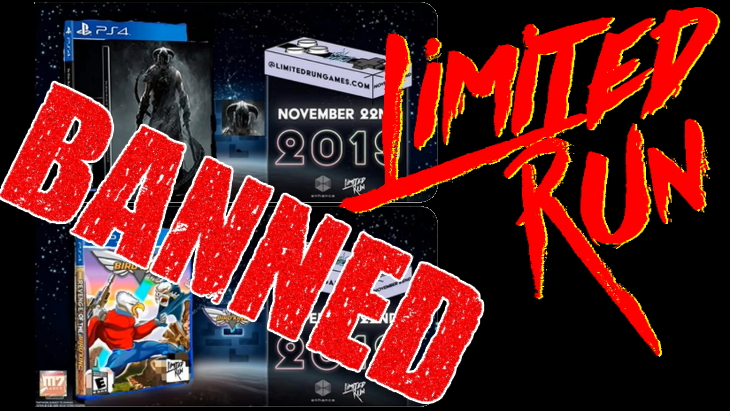 Rumor: Limited Run Games Bans and Threatens to Sue Customer Over Meme - Niche Gamer