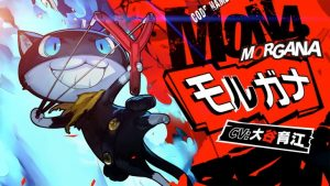 Persona 5 Scramble Morgana Trailer