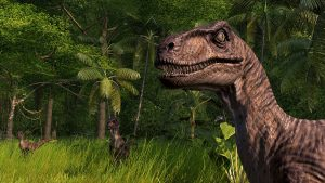 New Species Profile Trailer for Jurassic World Evolution DLC Return to Jurassic Park
