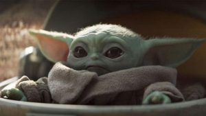 Disney Seemingly Tried to Copyright Claim Baby Yoda GIFs