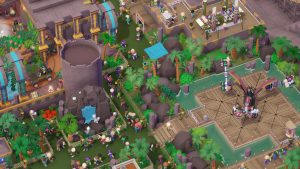 Taste of Adventure Expansion Now Available for Parkitect