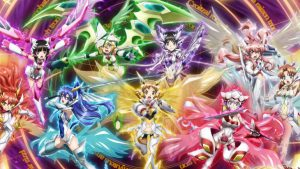 Symphogear XD Unlimited Launches Winter 2019