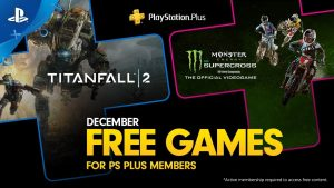 December 2019 PlayStation Plus Games Announced