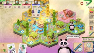 Digital Versions of Takenoko, Gang of Four, and Dream Home Now Available