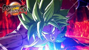 Release Date Trailer for Dragon Ball FighterZ DLC Character Broly (DBS)