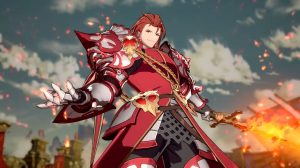 Percival Character Trailer for Granblue Fantasy: Versus
