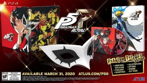 Persona 5 Royal Western Release Set for March 31, 2020