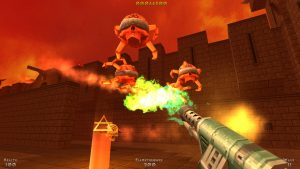 "Throwback FPS ""Demon Pit"" Launches for Consoles This Month"