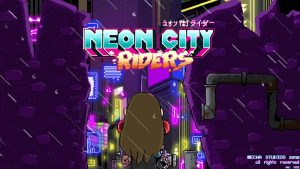 Throwback Sci-fi Action Adventure Game Neon City Riders Launches in Early 2020