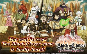 Black Clover: Phantom Knights Heads West in 2020