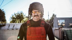 Dr Disrespect Signs Deal With Skybound Entertainment for Potential TV Show