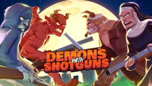 Couch Co-op Action Game Demons with Shotguns Gets Console Ports This Month
