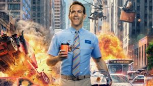 "Ryan Reynolds Goes From NPC to Hero in New Video Game Movie ""Free Guy"""