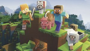 Minecraft Bedrock Version Coming to PS4 on December 10