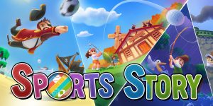 Golf Story Sequel Sports Story Announced for Switch