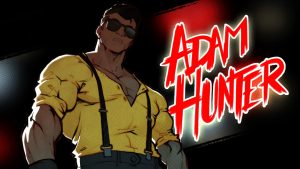 New Character Adam Hunter Announced for Streets of Rage 4