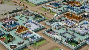 Two Point Hospital Launches for Consoles on February 25, 2020