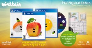 Physical Edition Announced for Wattam