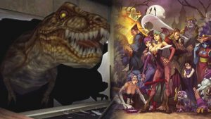 Capcom Files Trademark for Dino Crisis, Darkstalkers, More