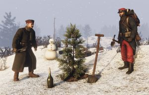 Christmas Truce Event Now Live For WWI FPS Verdun