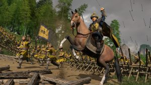 Mandate of Heaven DLC Announced For Total War: Three Kingdoms