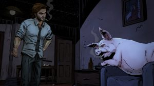 The Wolf Among Us 2 Back to Square One With Unreal Engine