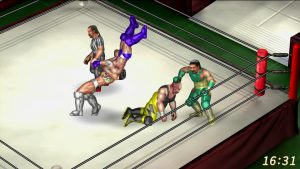 Fire Pro Wrestling World 2020 Updates and DLC Schedule Announced