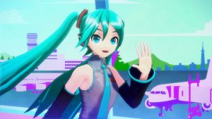 New Trailer for Hatsune Miku: Project Diva MegaMix