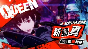 Makoto Niijima Trailer for Persona 5 Scramble: The Phantom Strikers