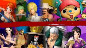 One Piece: Pirate Warriors 4 Character Trailers, Straw Hat Pirates, Smoker, and Tashigi