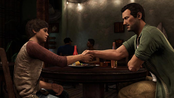 Live Action Uncharted Movie Loses Another Director Tom Holland