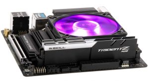 Cooler Master Releases Low Profile CPU Cooler MasterAir G200P And MasterFan MF120 Halo ARGB Fans