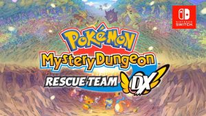 Pokemon Mystery Dungeon Rescue Team DX Announced, Launches March 6