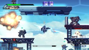 Hardcore Mecha Comes to North American and European PlayStation 4, January 14