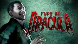 "Nomad Games Announce Digital Adaptation of Board Game ""Fury of Dracula"""