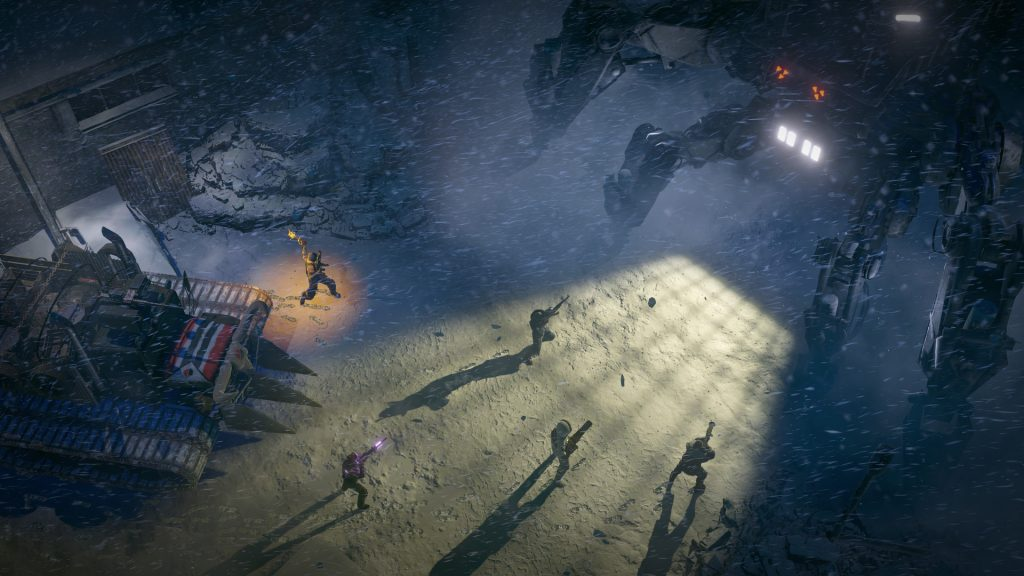 Wasteland 3, Indie, RPG, 2020